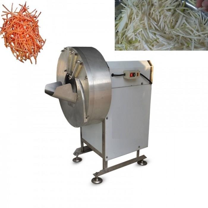 Máy thái sợi măng, gừng, cà rốt..công nghiệp0