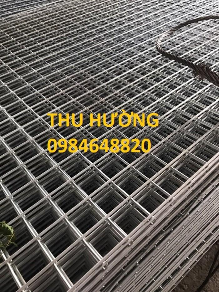 Chuyên cung cấp lưới thép hàn mạ kẽm nhúng nóng phi 6 ô 50x50,50x100,100x100,150x150,200x200