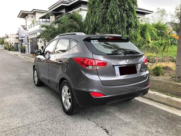 Hyundai Tucson sản xuất năm 2011 Số tự động Động cơ Xăng