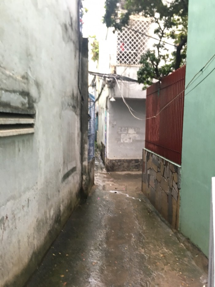Bán nhà hẻm 100 Lê Quang Định quận Bình Thạnh
