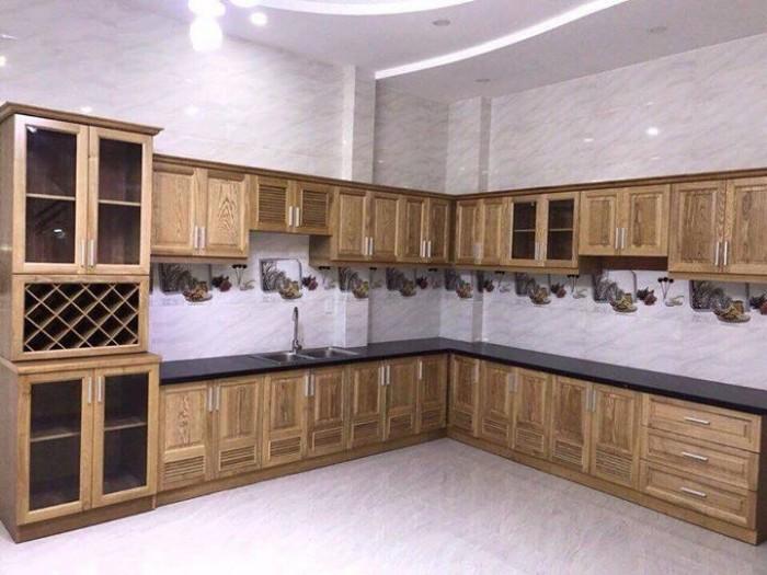 Nhà cần bán ở Cống Quỳnh, Q1, 35m2 cực hiếm.