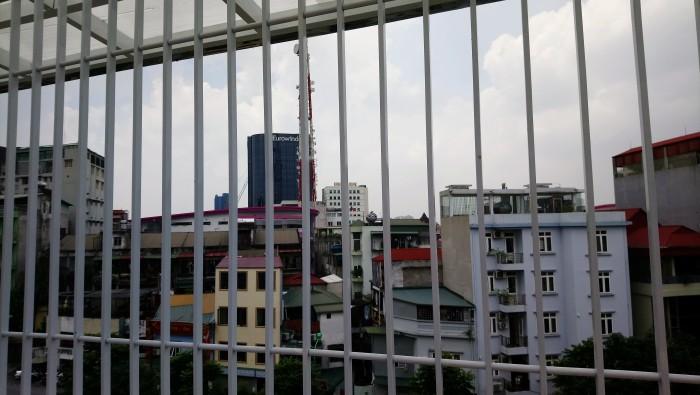Cho thuê nhà mặt phố Phạm Ngọc Thạch 45m2 x 5 tầng, mặt tiền 6m