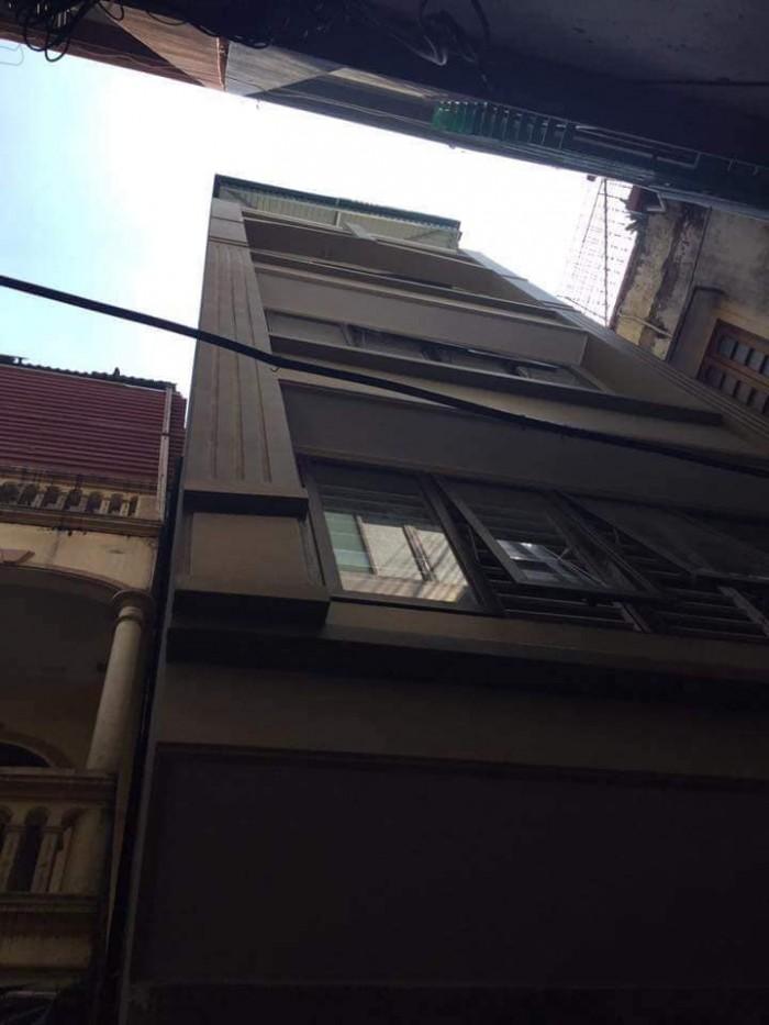 Bán nhà gần bến xe nước ngầm thanh trì hà nội dt 65mx4T. oto cạnh nhà.