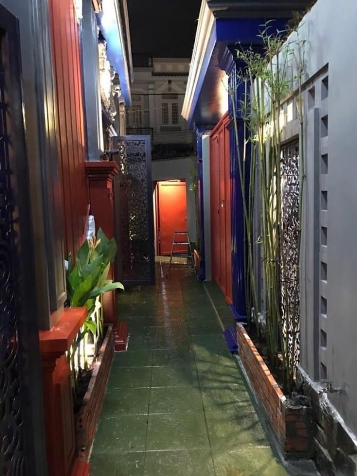 Bán nhà Biệt Thự vườn đường Đinh Đức Thiện, Bình Chánh. DT 1025m2