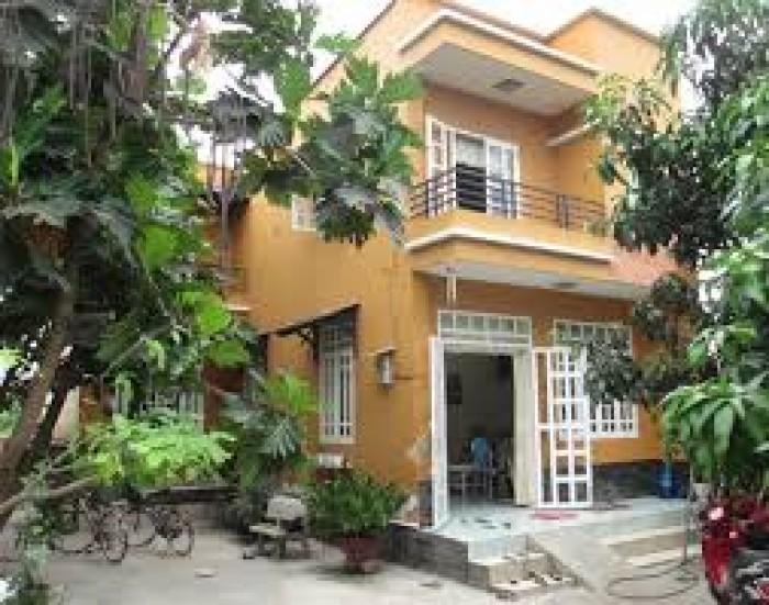 Bán Gấp !!!! Nhà Vườn Mặt Tiền Đoàn Nguyễn Tuân, 1 Trệt 1 Lầu,Dt 186m2