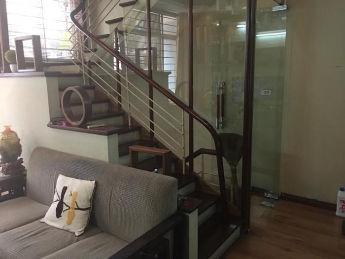 Nhà 5 tầng chia lô bàn cờ phố Xã Đàn oto tránh, an sinh tuyệt vời