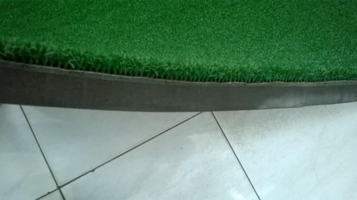 Thảm tập Golf 3D, thảm tập golf 2 lớp, thảm phát bóng golf1