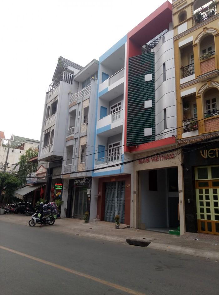 Bán Nhà MTKD Nguyễn Cửu Đàm – Tân Sơn Nhì, Q. Tân Phú, DT 4.2x25m