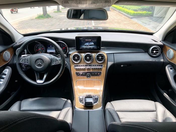 Bán Mercedes C250 2018 đã qua sử dụng chính hãng 4