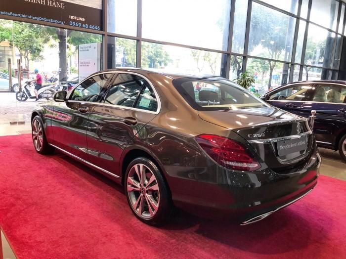Bán Mercedes C250 2018 đã qua sử dụng chính hãng 0