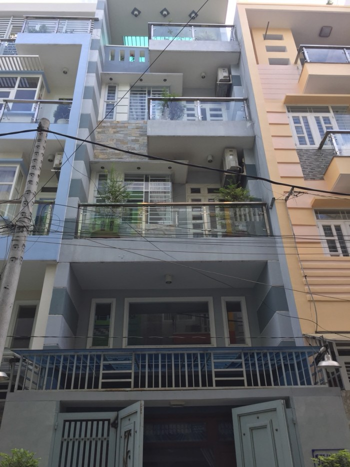 Hót sở hữu ngay nhà mặt tiền nội bộ quận Tân Bình 6ty3