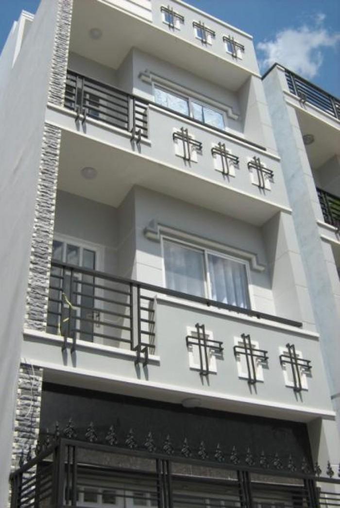 Hẻm 610 Tân Kì Tân Quý 1 trệt 2 lầu đường 5m chính chủ bán shr 75m2