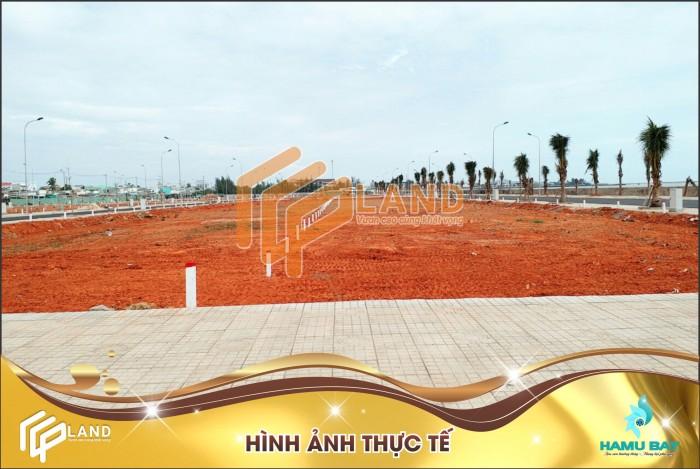 Bán rẻ lô đất mặt tiền biển thuộc siêu dự án Hamubay