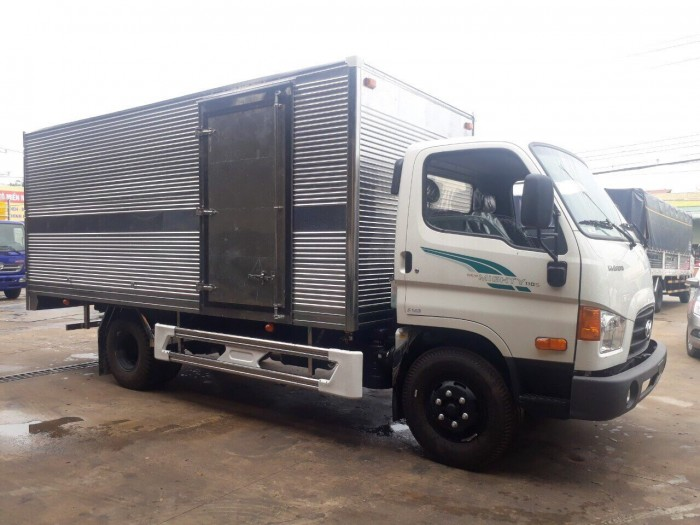 Xe tải HYUNDAI NEW MIGHTY 110S 7 tấn EURO 4 2018