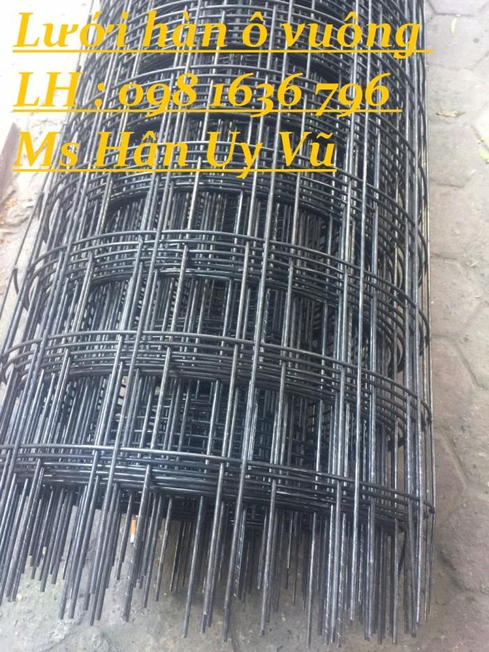 Lưới thép hàn D4 dạng cuộn 1