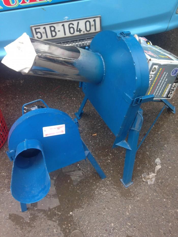 Bán máy băm cỏ sản xuất thức ăn cho vật nuôi sử dụng động cơ điện 1kW giá rẻ nhất3