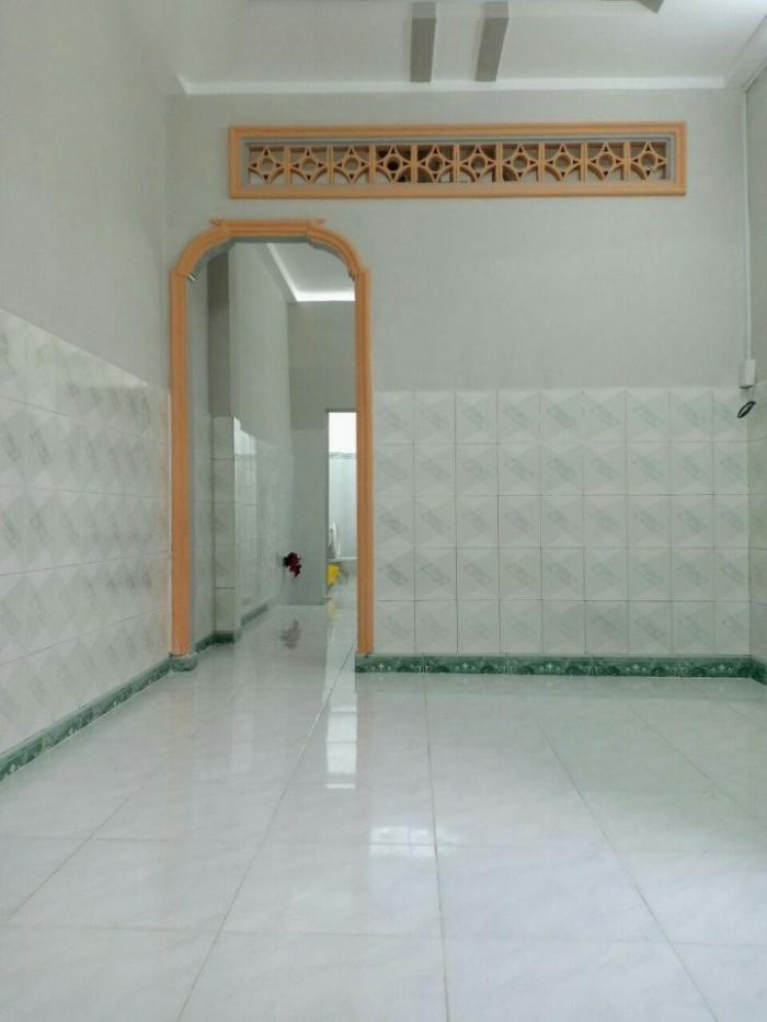 Nhà sổ hồng riêng, 1716 Huỳnh Tấn Phát, gần hẻm xe hơi , DT 3x10m