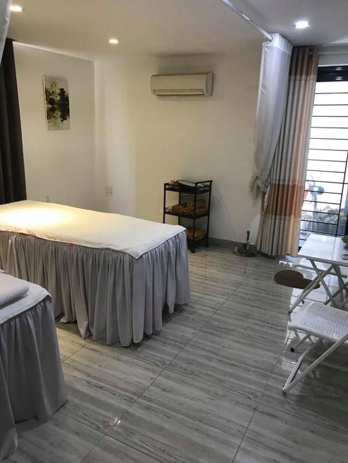Mặt tiền đường Dương Quảng Hàm Gò Vấp, 6 x 18, 5 tầng