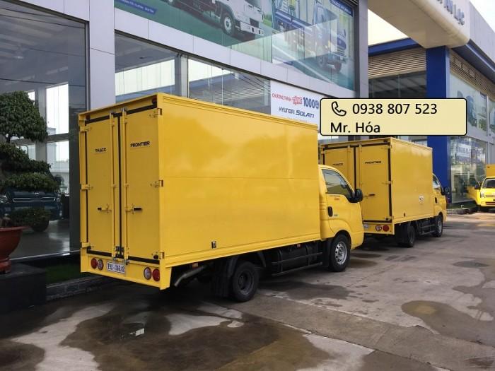 Xe tải 1 tấn 9, 1.9 tấn, 1t4, 1 tan 4, xe tai 990kg, xe tải thaco, trường hải