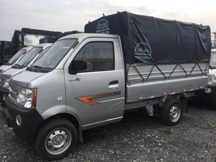 Bán xe tải 870kg EURO4 2018/ chỉ cần trả trước 50 triệu giao xe.