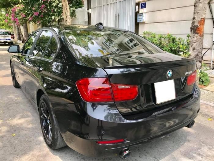 Bán xe BMW 3 Series 320i đời 2013 màu đen nội thất đen cực sang
