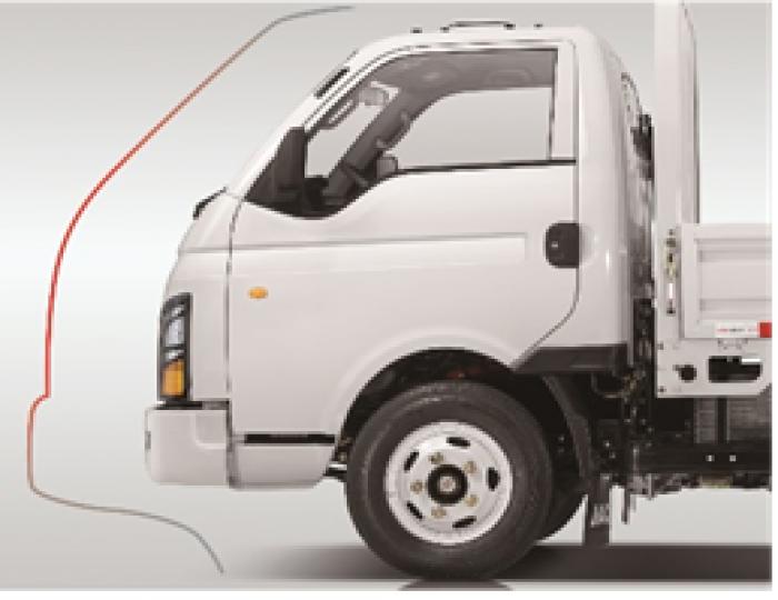 Bán xe tải jac 1,25 tấn, 1,5 tấn Hải Phòng