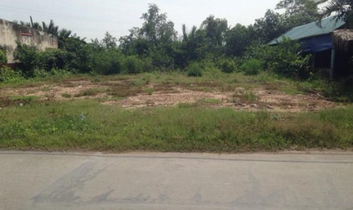 Bán gấp lô đất 410m2 Phạm Hùng, Bình Chánh