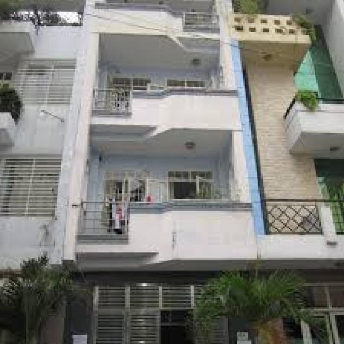 Tôi cần bán gấp nhà 6 x 16.5 m, 3 lầu ,đường Phan Văn Trị , Gò Vấp