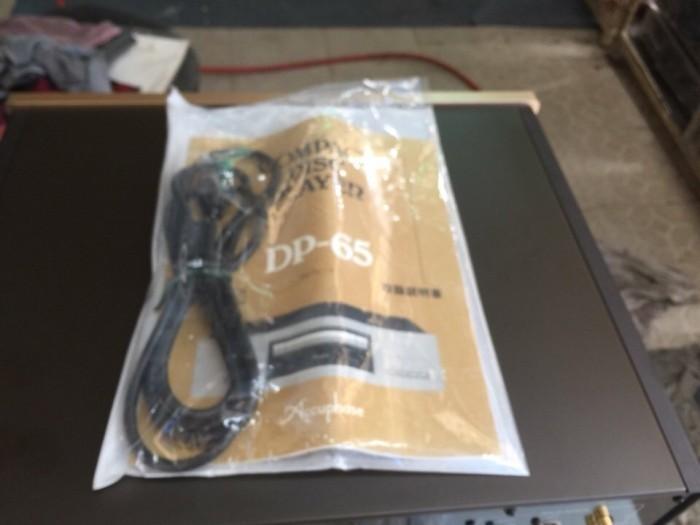Bán chuyên CD accuphase DP 410 hàng bãi tuyển, đẹp như mới14