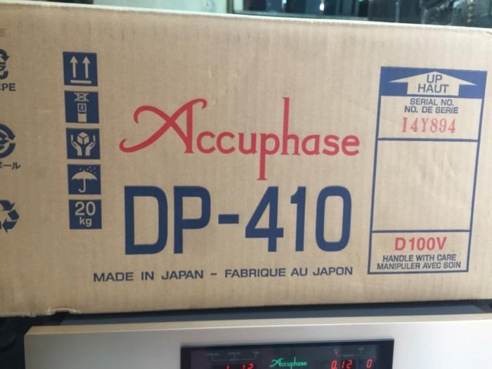 Bán chuyên CD accuphase DP 410 hàng bãi tuyển, đẹp như mới3