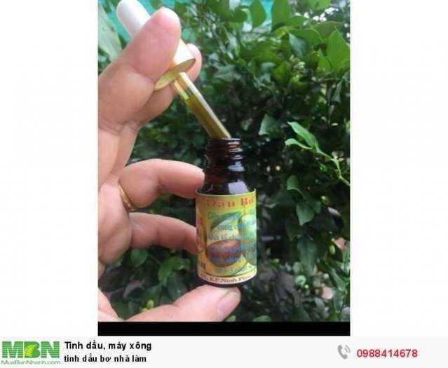 Tinh dầu bơ mẹ Bin