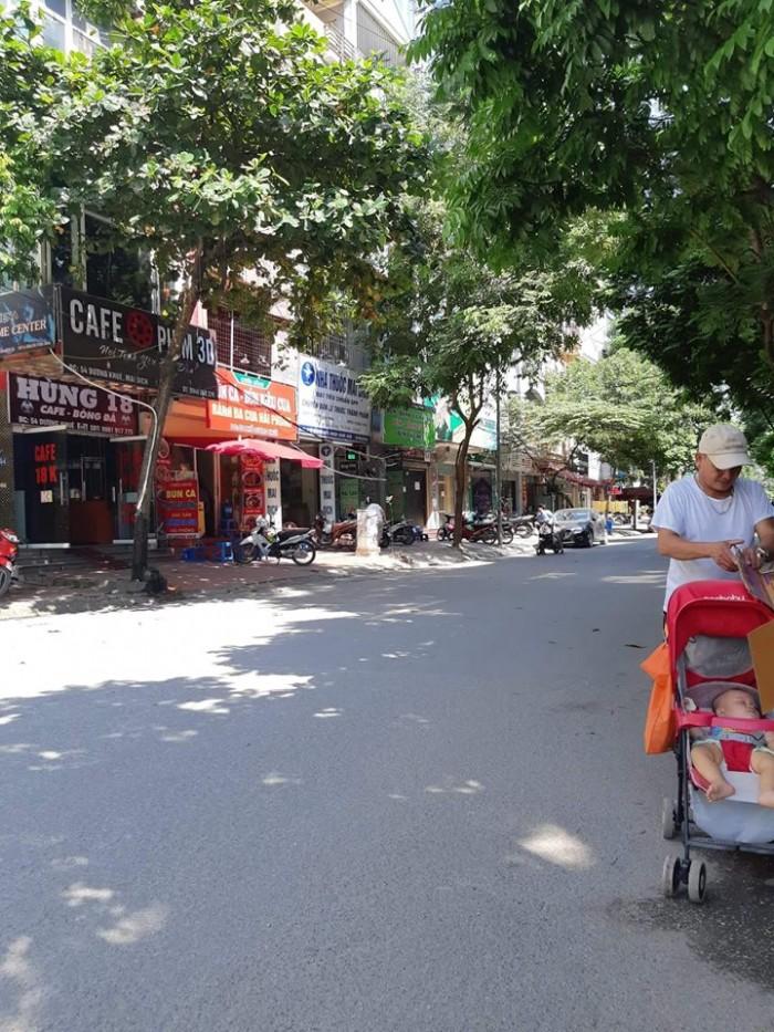 Bán gấp nhà KD hai mặt tiền phố Kim Đồng 120m2, 5tầng, Mt 4,5m