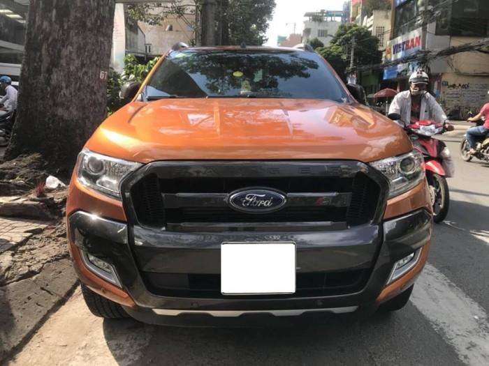 Ford Ranger Wildtrak 3.2l 2017 Cam Xe Đẹp Cho Mọi Người.