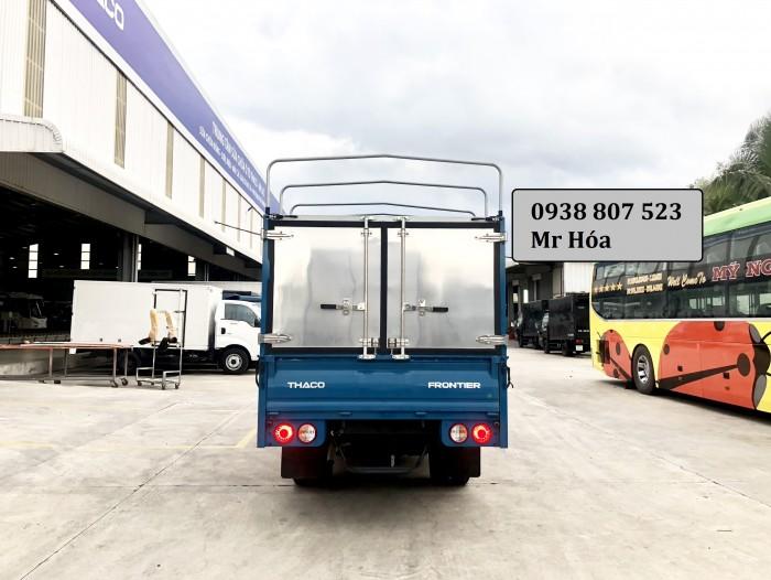 cần bán xe tải kia k250, xe 2 tấn 4, 1t4, 2 tấn 49 chạy trong thành phố, trường hải thaco 7
