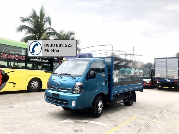 cần bán xe tải kia k250, xe 2 tấn 4, 1t4, 2 tấn 49 chạy trong thành phố, trường hải thaco 6