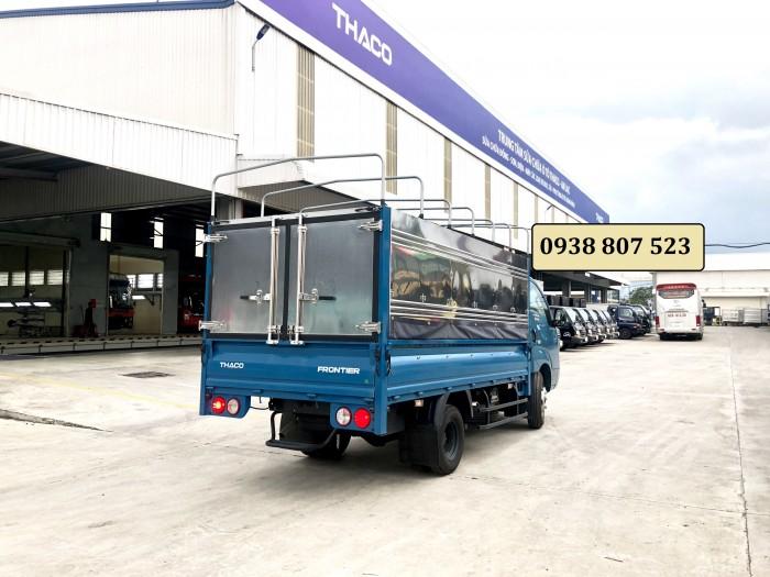 cần bán xe tải kia k250, xe 2 tấn 4, 1t4, 2 tấn 49 chạy trong thành phố, trường hải thaco 5