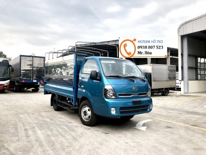 cần bán xe tải kia k250, xe 2 tấn 4, 1t4, 2 tấn 49 chạy trong thành phố, trường hải thaco 3