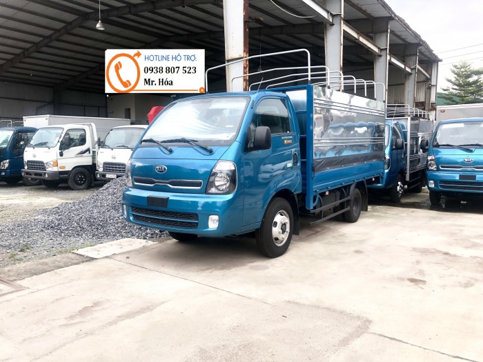 cần bán xe tải kia k250, xe 2 tấn 4, 1t4, 2 tấn 49 chạy trong thành phố, trường hải thaco