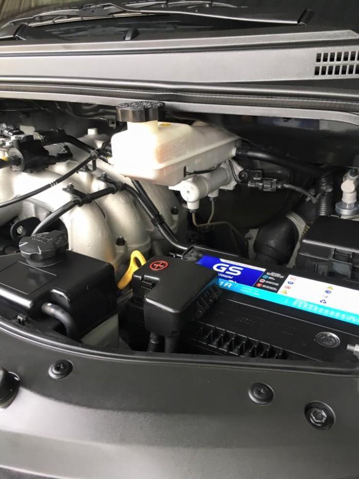 Hyundai Starex sản xuất năm 2015 Số tay (số sàn) Dầu diesel