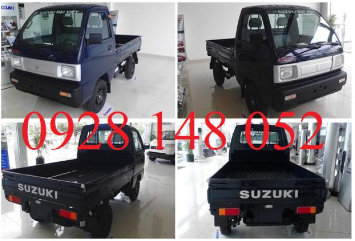Xe tải suzuki truck lửng 2018