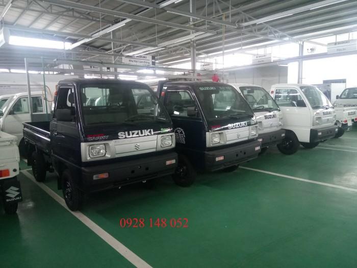 Xe tải suzuki truck thùng kín 2018 0