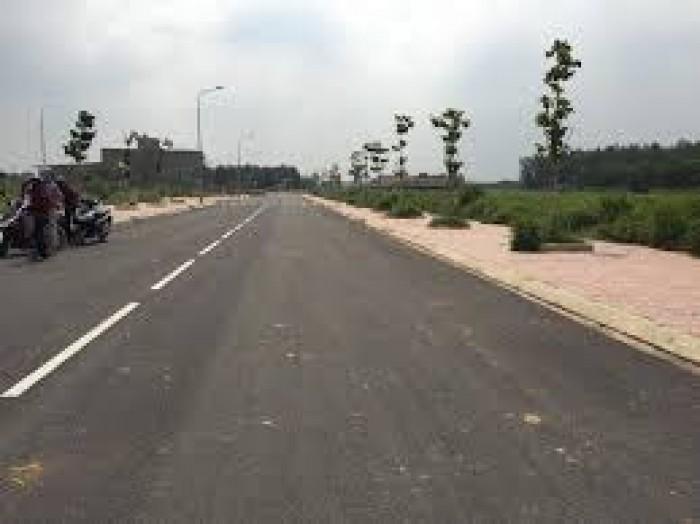 Đất nền dự án đô thị mới kề cận sân bay quốc tế Long Thành, 95m2 toàn quyền sở hữu đất, xây dựng tự do.