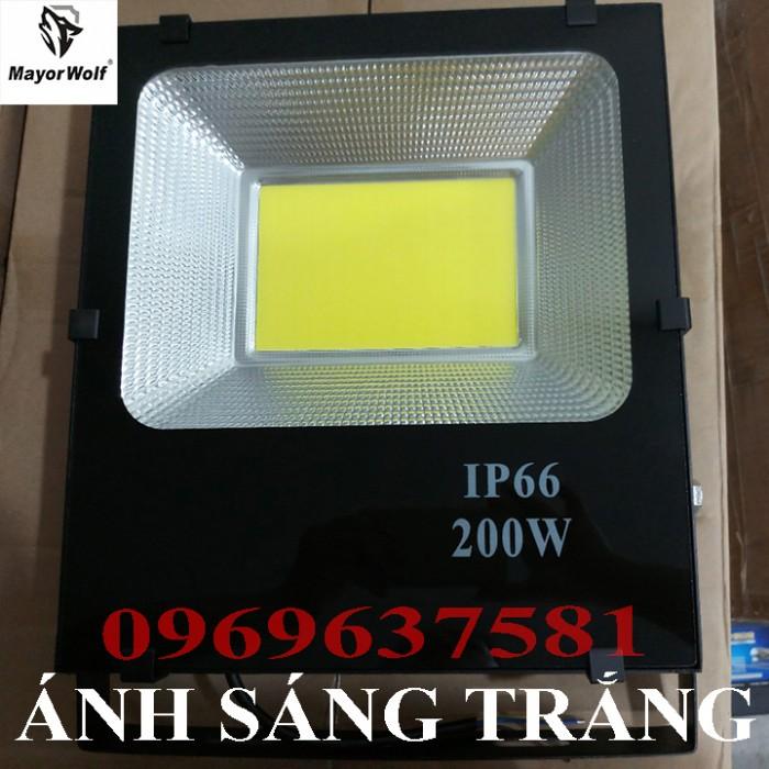 Đèn pha chống nước IP66, đèn pha chính hãng - MayorWolf5