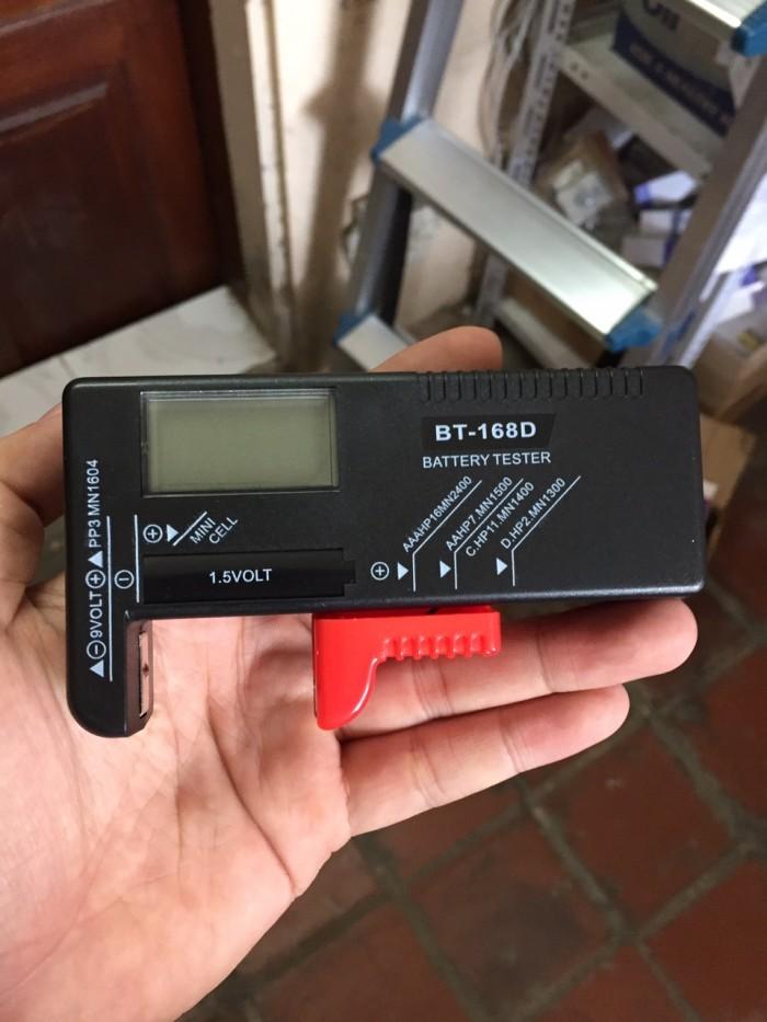 Máy kiểm tra pin kỹ thuật số BT-168/BT-168D2
