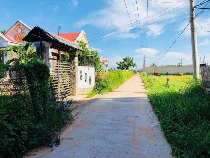 Bán đất thổ cư tại MT2 QL1A ngay UBND xã Hàm Thắng_Bình Thuận, 420tr/ nền 100m