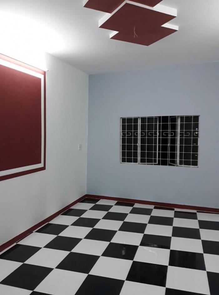Nhà Huỳnh Khương An, 4 x 9, 3 tầng Gò Vấp.