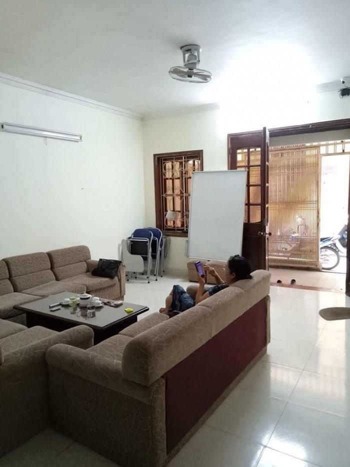Nhà ngõ 3 Thái Hà 70mX4t, MT 5m