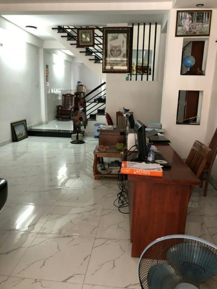 Tin Hot Trong Ngày!! Bán Nhà Huỳnh Tấn Phát, Q7. DT 6x18.2m, 1 trệt 2 lầu.