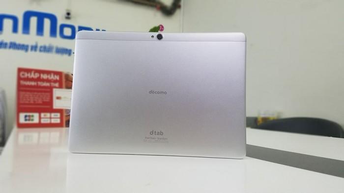 Huawei dtab 10.1 D-01H (Huawei MediaPad 10.1) 4loa Harman Kardon,Pin trâu 6000,4G,Kirin 930 nguyên bản0