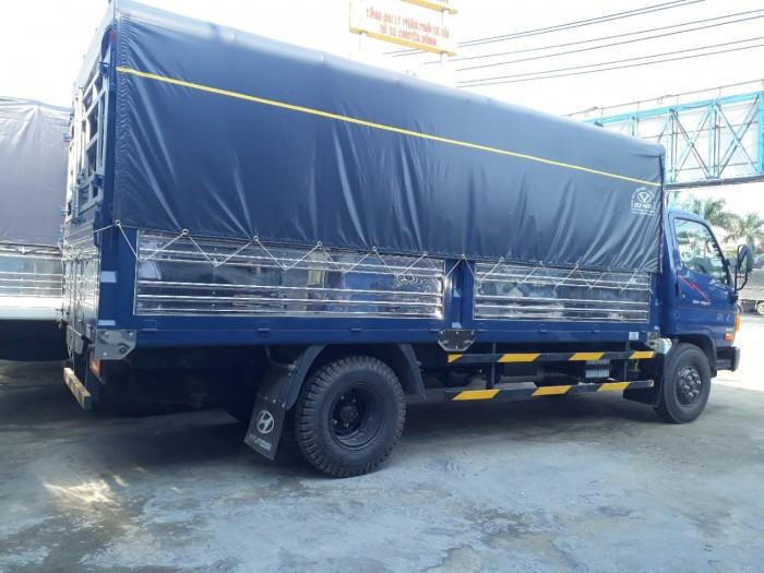 Khuyến mãi mua xe tải Hyundai HD800 8 tấn, đóng thùng theo yêu cầu - Hyundai Vũ Hùng cam kết giá rẻ nhất miền Nam - Gọi 0933638116 (Mr Hùng 24/24)